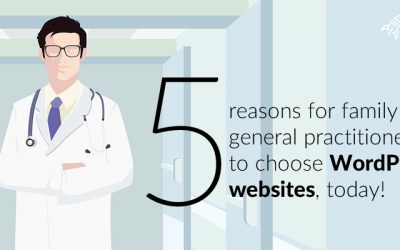 Reasons For Doctors To Choose WordPress Website