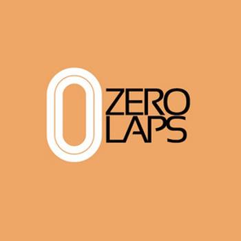 Zero laps fitness trainer logo