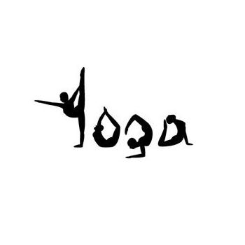 Yoga personal trainer logo design