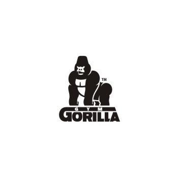 Gorilla Gym trainer logo design