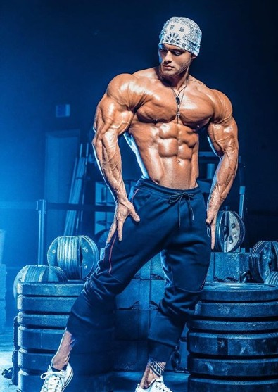 Jeremy Buendia - The fitness influencer