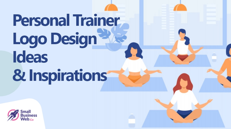 Personal Trainer Logo Design Ideas & Inspirations for 2021