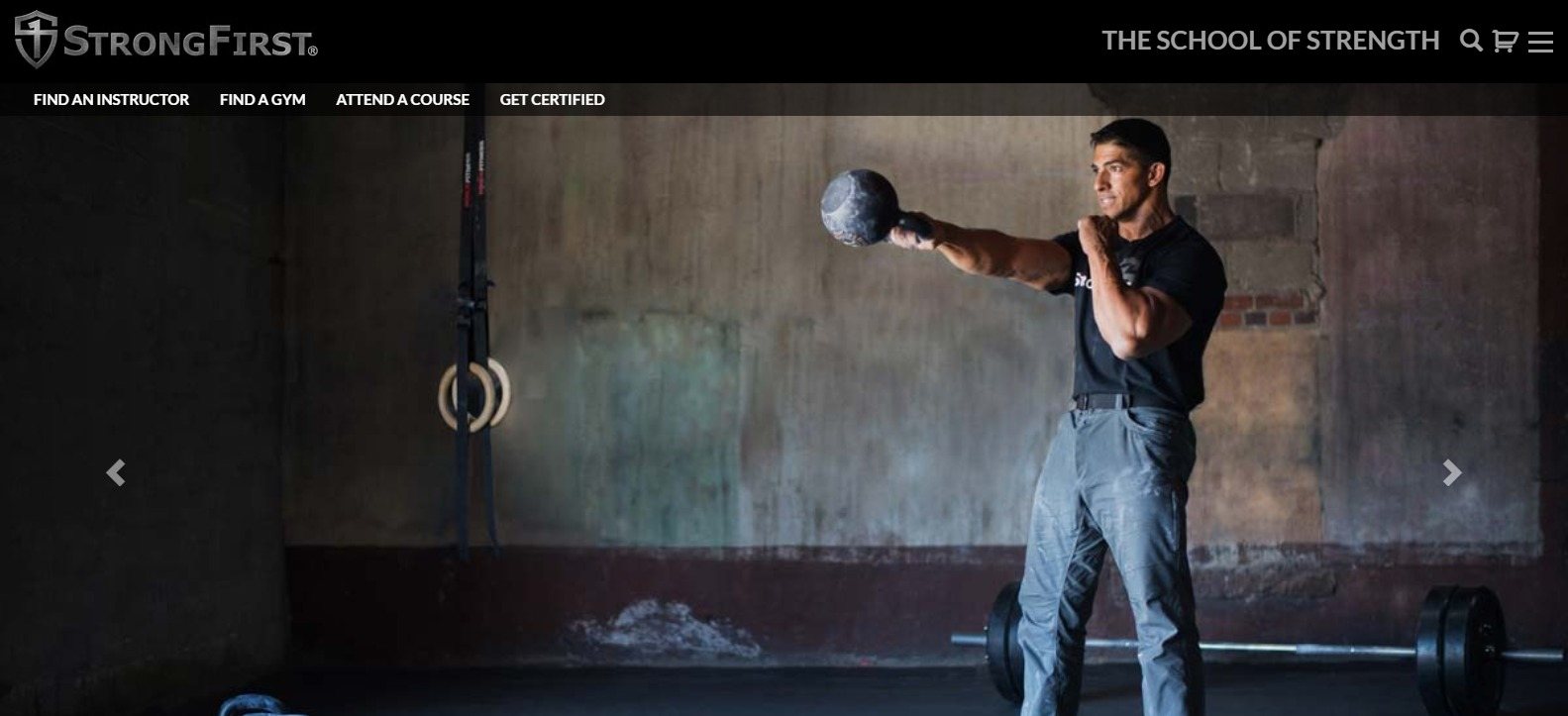 StrongFirst online fitness