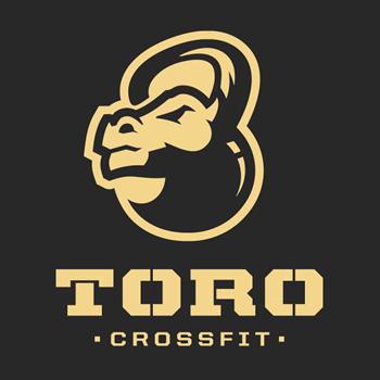 Toro fitness trainer logo design