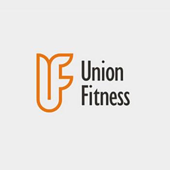 Union fitness trainer logo design