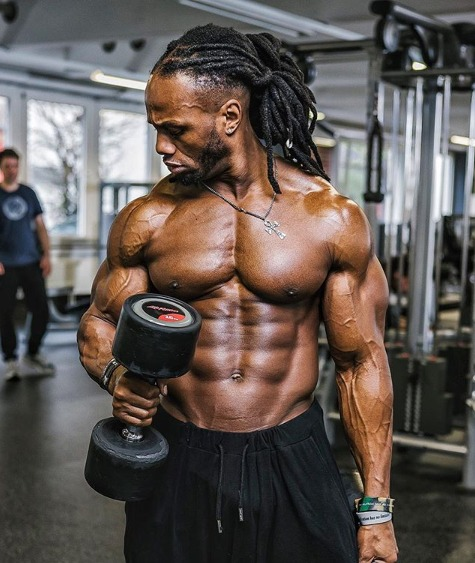 Ulisses JR personal trainer