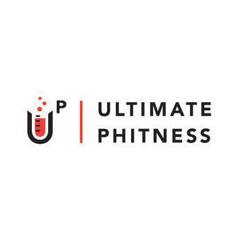 Ultimate fitness trainer logo design