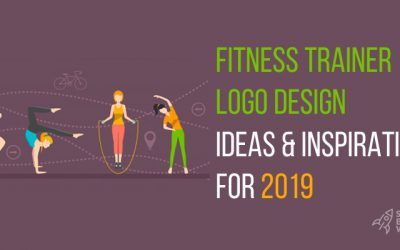 Personal Trainer Logo Design Ideas & Inspirations for 2019