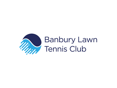 Banbury Tennis logo designs