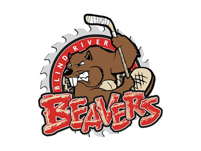 Beavers Hockey logo designs