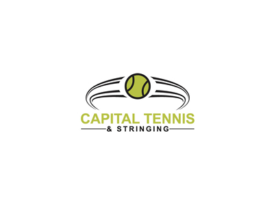 Capital Tennis logo designs