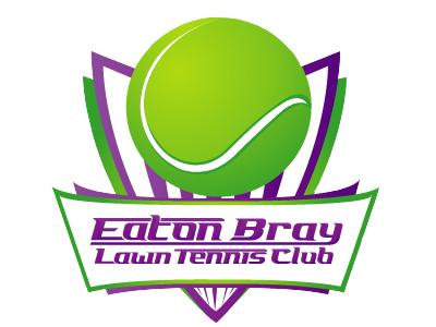 Eaton bray Tennis logo designs