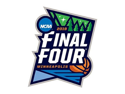 Final four Basketball logo designs