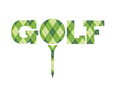 Green Golf logo designs