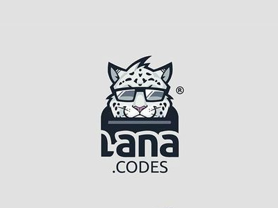 Lana codes Wrestling logo designs