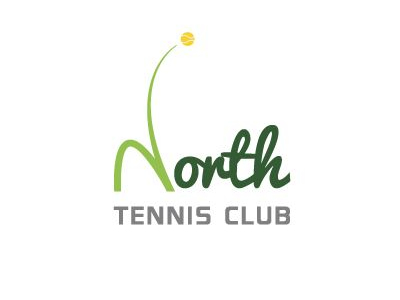 North Tennis logo designs