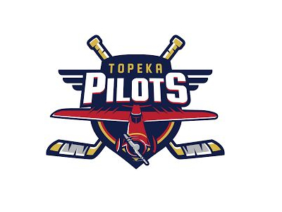 Pilots Hockey logo designs