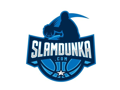Slamdunks Basketball logo designs