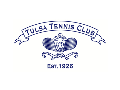 Tulsa Tennis logo designs