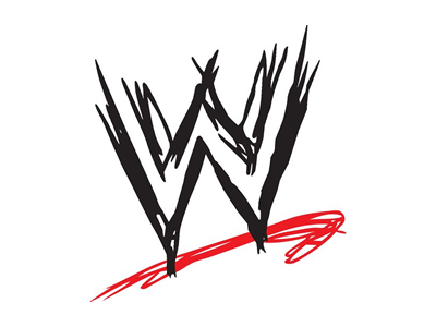 WW Wrestling logo designs