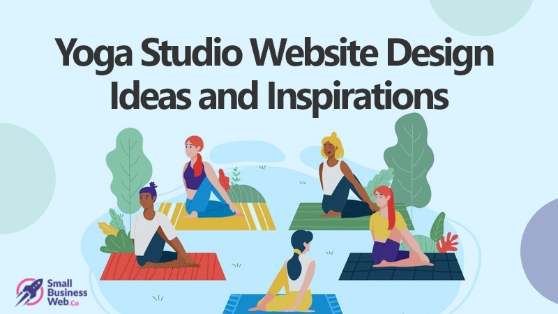 Yoga Studio Website Design Ideas and Inspirations