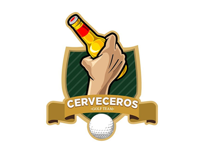 cervercores Golf logo designs
