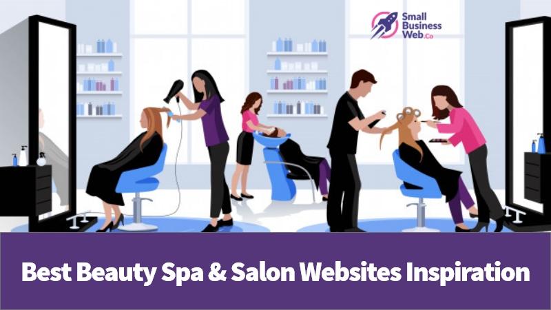 Best Beauty Spa & Salon Website Design Inspiration