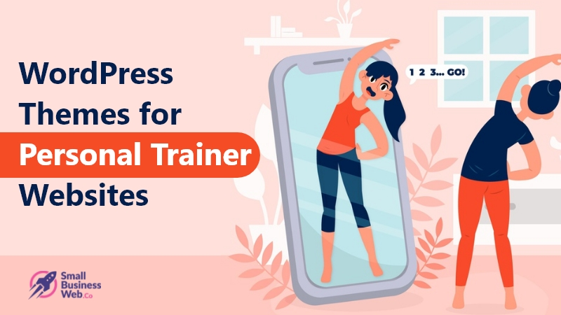Top 5 WordPress Themes for Personal Trainer Websites